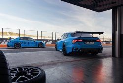 Cyan Racing lanza un vídeo de las pruebas del Lynk & Co 03 Cyan concept en España