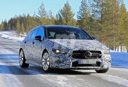 El Mercedes-AMG CLA 35 Shooting Brake se deja ver desde más cerca