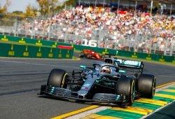 Mercedes explica los daños del coche de Hamilton y las causas de su estrategia