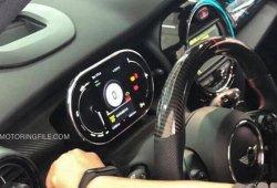 Así es el cuadro de instrumentos digital de MINI que pronto llegará al mercado