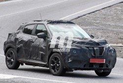 La segunda generación del Nissan Juke vuelve a ser fotografiada