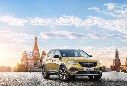 Opel retorna al mercado ruso con el Grandland X, el Zafira y el Vivaro