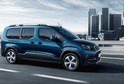 Peugeot Rifter Long, un plus de versatilidad y espacio de carga