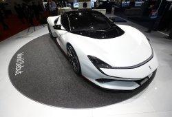 Así luce el nuevo Pininfarina Battista en vivo