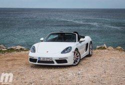 La decisión sobre el futuro Porsche 718 Boxster eléctrico se tomará en 2019