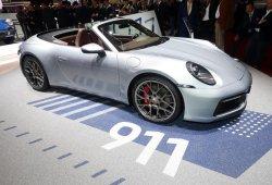 El nuevo Porsche 911 Cabriolet (992) se estrena en Europa