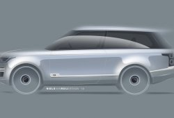 Niels van Roij Design resucita el recién cancelado Range Rover SV Coupe