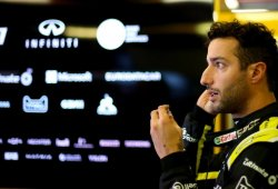 Ricciardo cree que Renault tiene coche para liderar el grupo intermedio