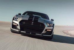 El nuevo Mustang Shelby GT500 estará limitado a 290 km/h