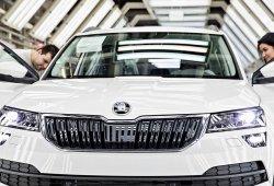 Skoda estudia dónde emplazar su nueva fábrica de coches en Europa