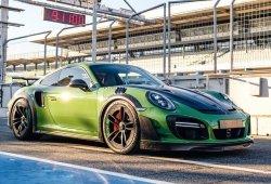 TechArt GTstreet RS, haciendo del Porsche 911 Turbo S una verdadera bestia
