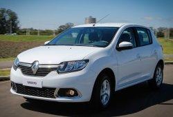 Argentina - Febrero 2019: El Renault Sandero se mete en el Top 5