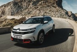 Francia - Febrero 2019: Nuevo récord para el Citroën C5 Aircross