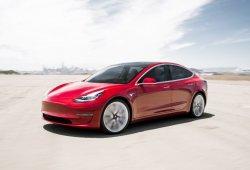 Noruega - Febrero 2019: El Tesla Model 3 entra por la puerta grande