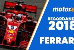 [Vídeo] Ferrari y la lucha fallida por el título