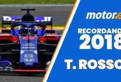 [Vídeo] Toro Rosso y su primer año con Honda