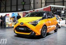 El nuevo Toyota Aygo x-cite en vídeo desde el Salón de Ginebra 2019