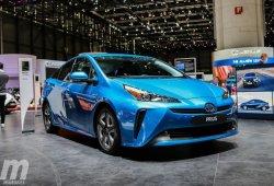 El nuevo Toyota Prius en vídeo desde el Salón de Ginebra 2019