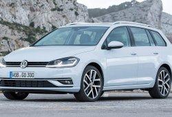 Volkswagen Golf Variant TGI, el compacto familiar que utiliza GNC
