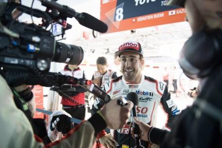 """Alonso, pole y récord de Sebring: """"Hoy el trabajo está hecho"""""""