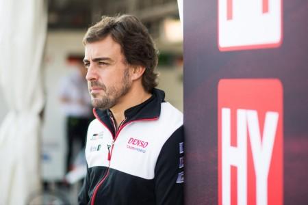 """Alonso: """"Sebring es una pista única y espero ganar allí"""""""