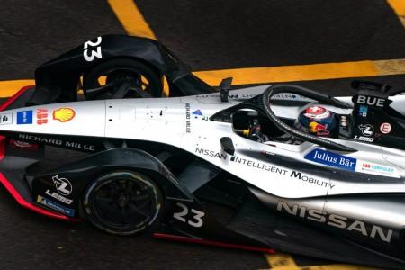 Dudas en torno al tren motriz de Nissan en la Fórmula E