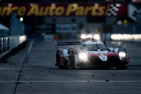 El Toyota #8 de Alonso, Buemi y Nakajima gana unas 1.000 millas de Sebring de infarto