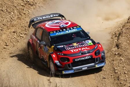 Los fabricantes del WRC se unen por un futuro híbrido