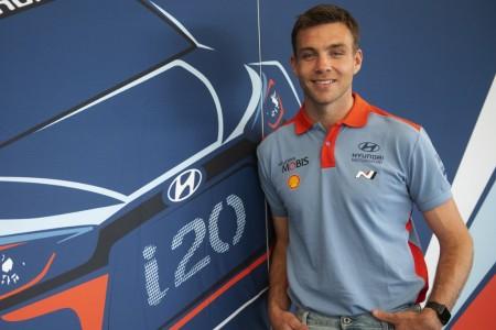"""Paddon: """"Sigo trabajando en volver al WRC en un futuro"""""""