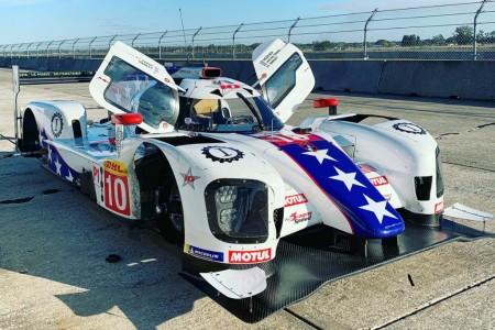 Los LMP1 no híbridos pierden algo de potencia en Sebring