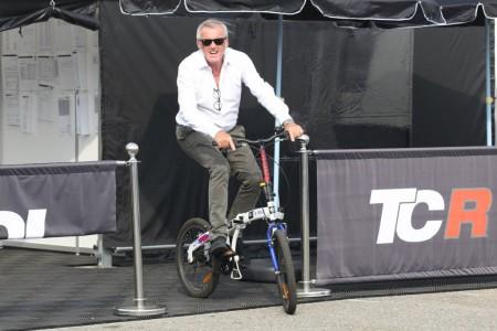 """Marcello Lotti: """"El WTCR es un espectáculo de máximo nivel"""""""
