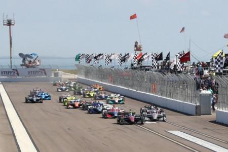Previo y horarios del GP de St. Petersburg de IndyCar 2019