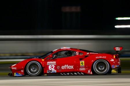 Risi Competizione no variará su enfoque para Le Mans