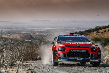 Ogier alcanza su quinto triunfo en el Rally de México
