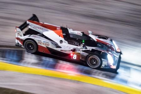 Sebring cierra sus puertas en clave de récord para Toyota