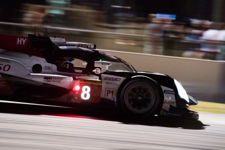 Dominio total de Toyota en la clasificación de Sebring