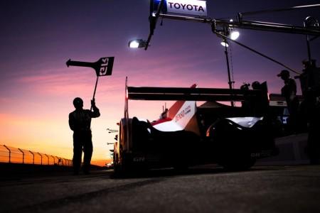Toyota inicia con buen pie las 1.000 Millas de Sebring