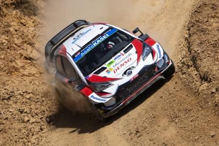Toyota probará un alternador nuevo tras el Rally de México