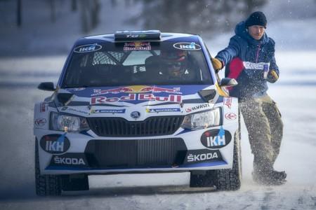 WRC y snowboard se unen gracias a Kalle Rovanperä