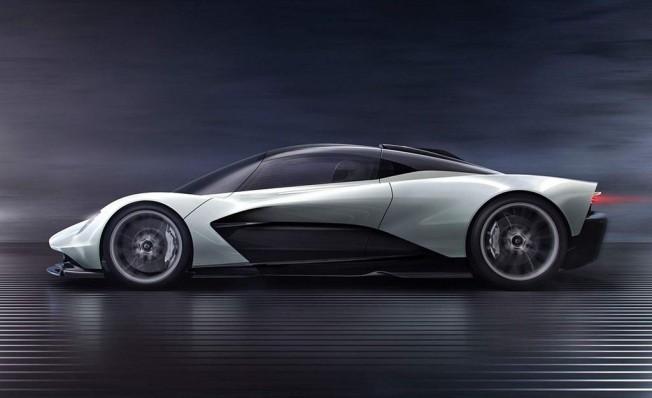 Aston Martin AM-RB 003 Concept - lateral