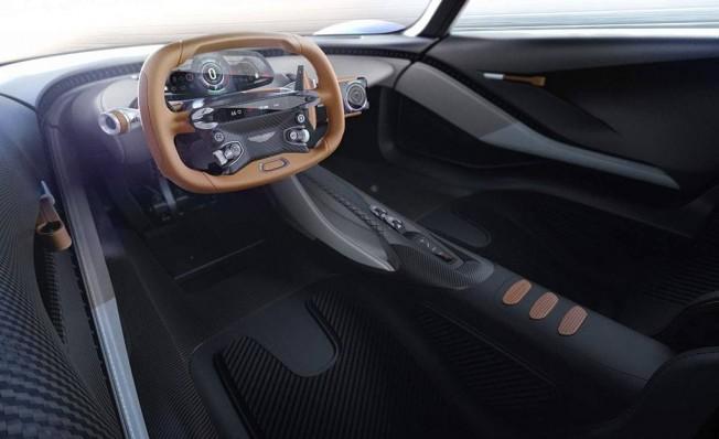 Aston Martin AM-RB 003 Concept - interior
