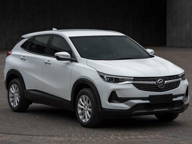 El nuevo Buick Encore GX filtrado en China - Motor.es