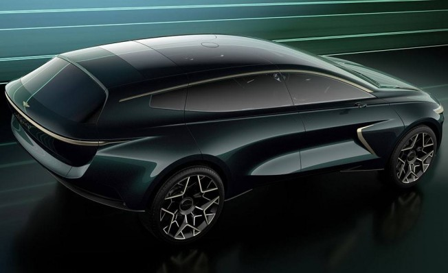 Lagonda All-Terrain Concept - posterior