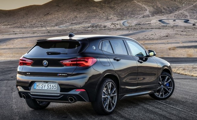 BMW X2 M35i - posterior