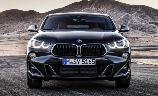 BMW X2 M35i - frontal