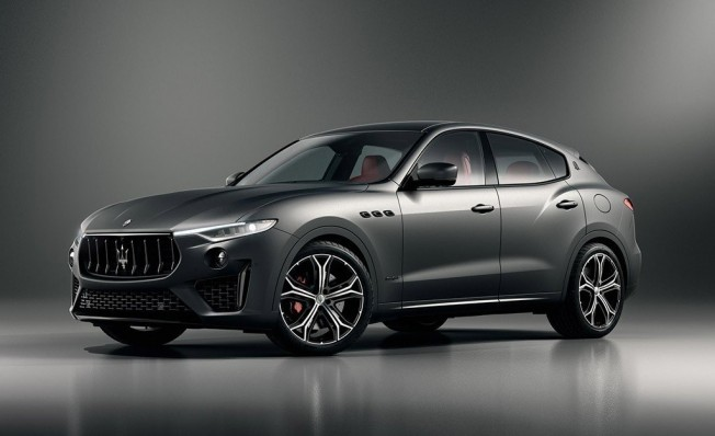 Maserati Levante Vulcano - lateral