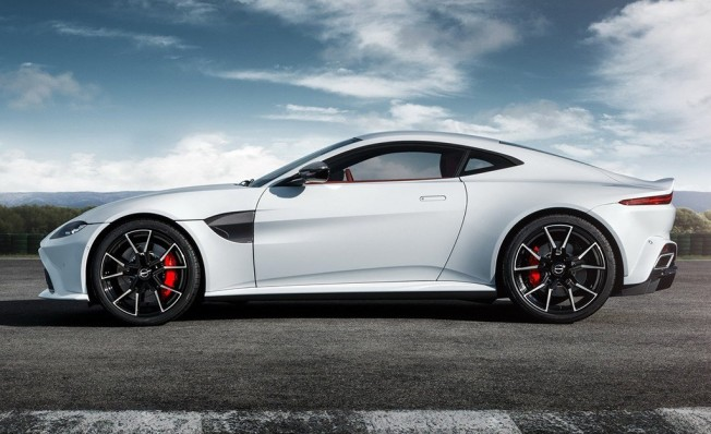 Aston Martin Vantage preparado por Startech