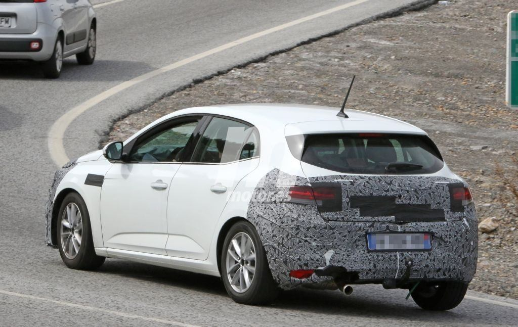 2019 Renault Megane IV phaseII 29