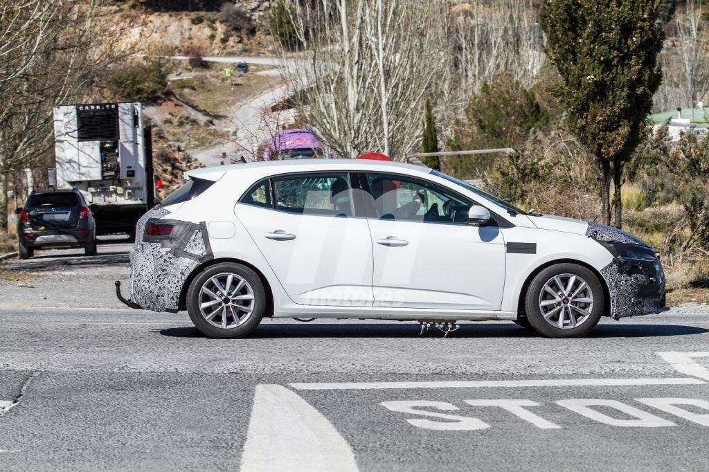 2019 Renault Megane IV phaseII 36