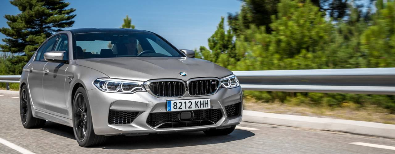 Prueba BMW M5 F90